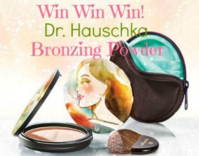win dr hauschka bronzing powder. Black Bedroom Furniture Sets. Home Design Ideas
