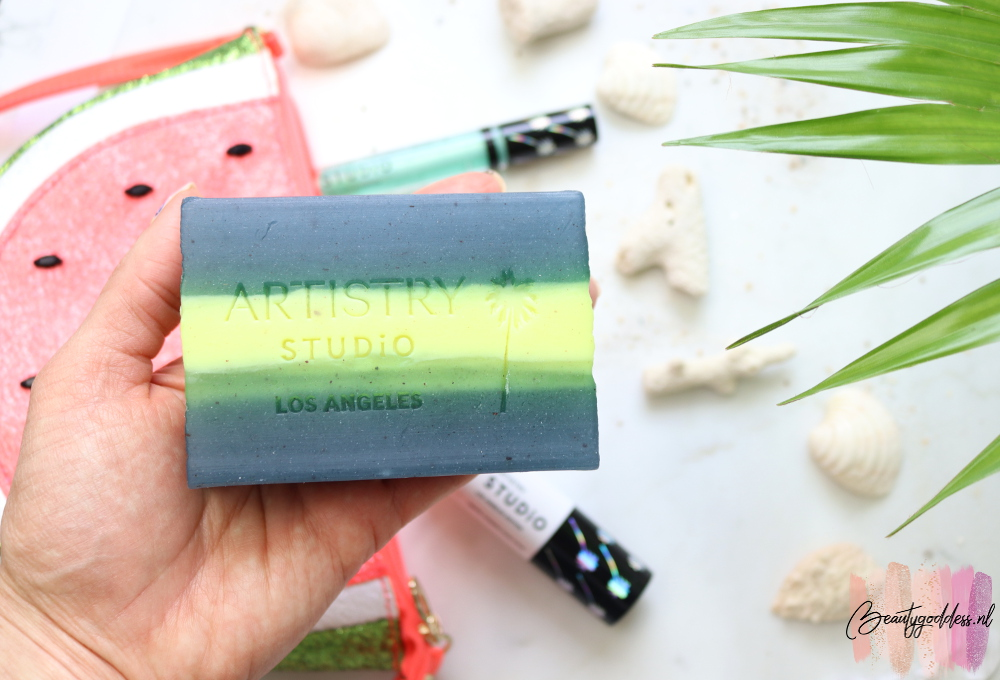 Artistry Studio Los Angeles Edition Polishing Body Bar