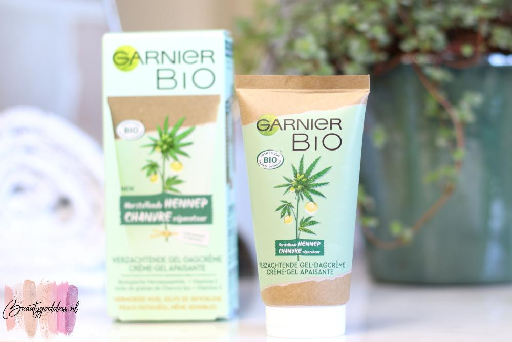 Garnier Bio Herstellende Hennep dagcreme