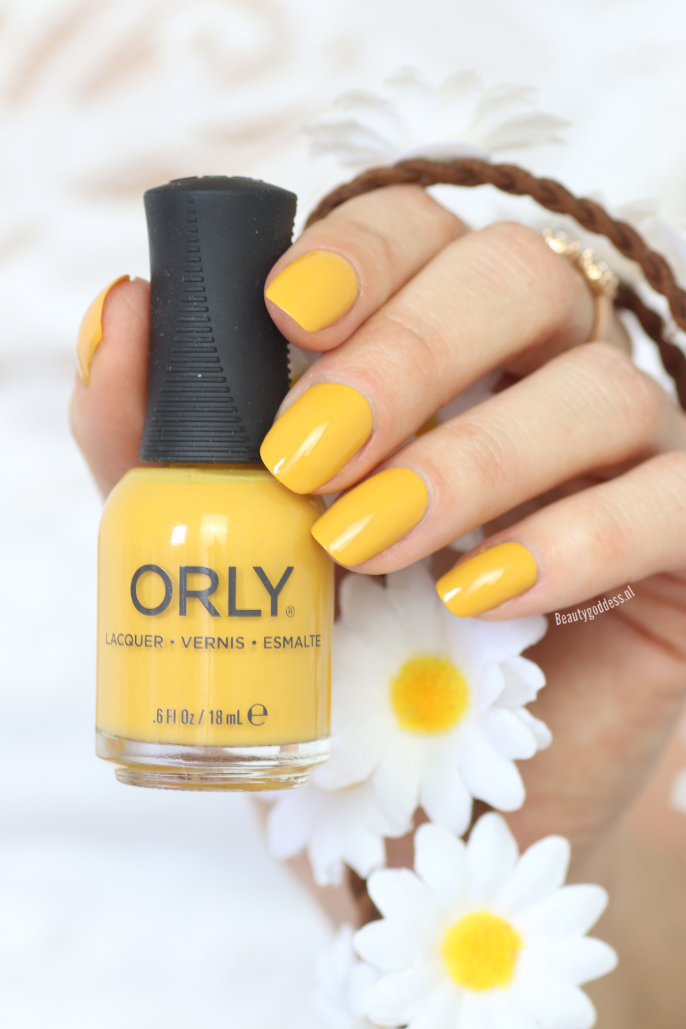 ORLY Here comes the sun