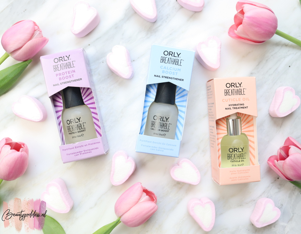 ORLY Breathable Treatments