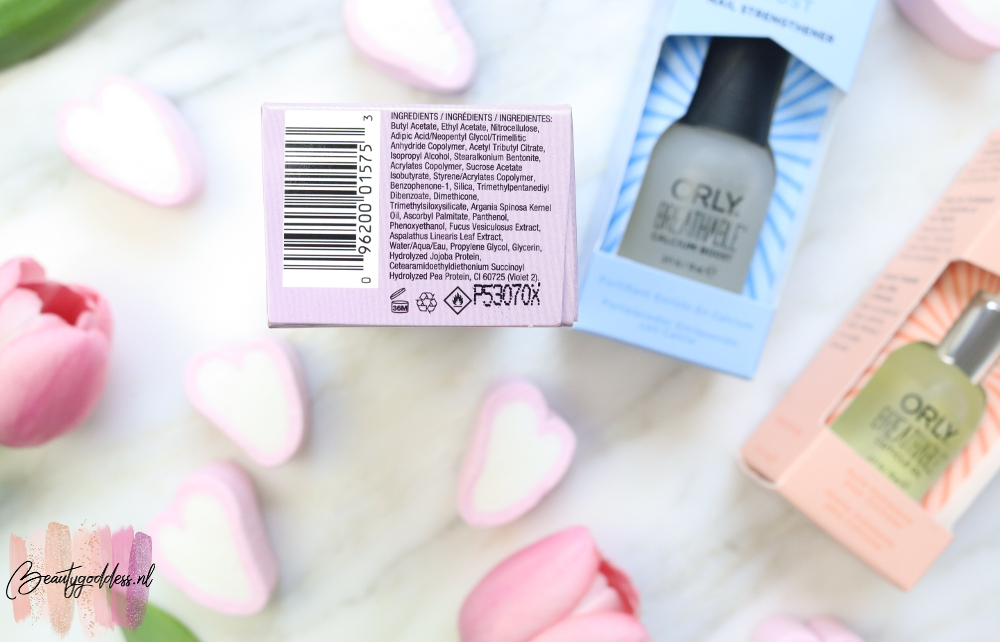 ORLY Breathable Treatments Protein Boost