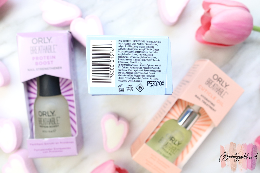 ORLY Breathable Treatments Calcium Boost