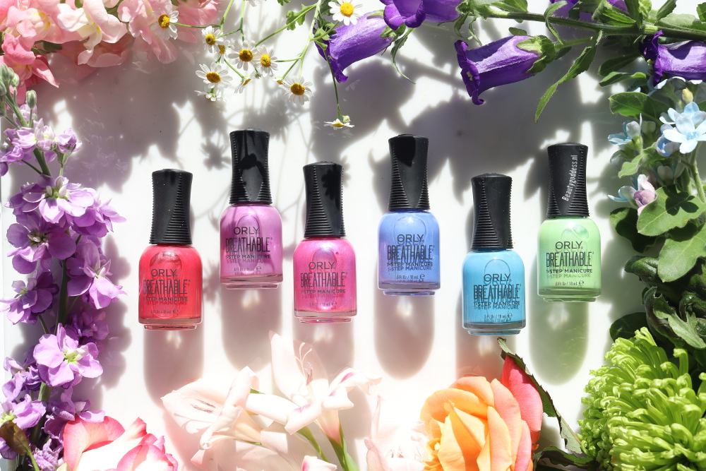 ORLY Breathable Super Bloom collectie