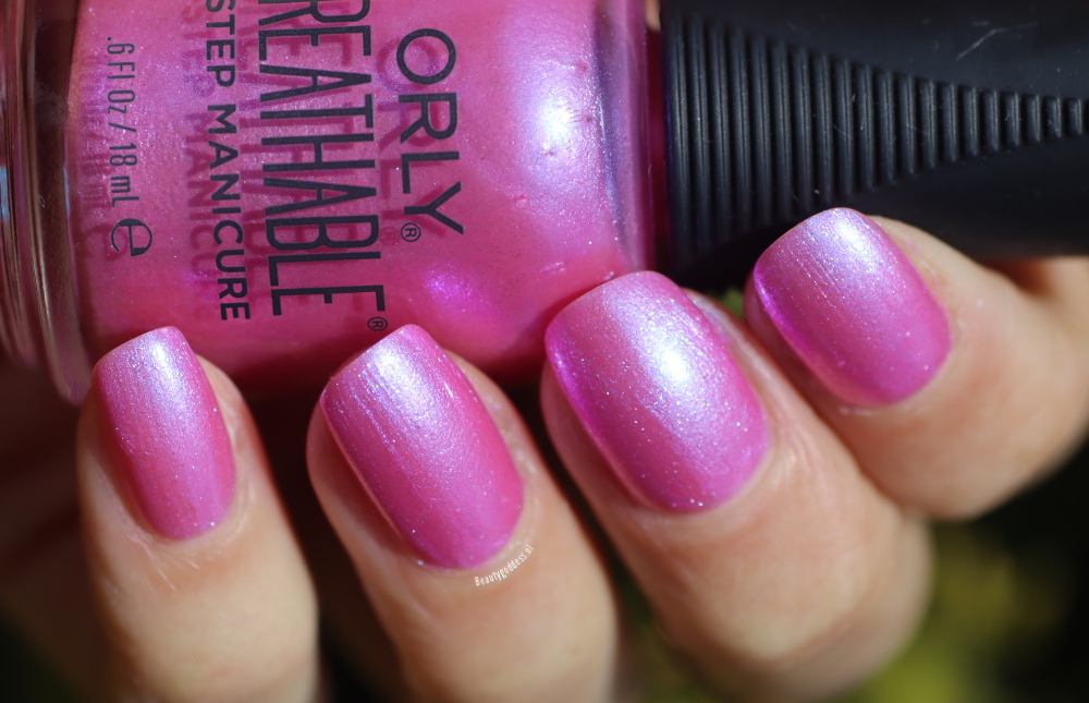 ORLY Breathable She's a wild flower