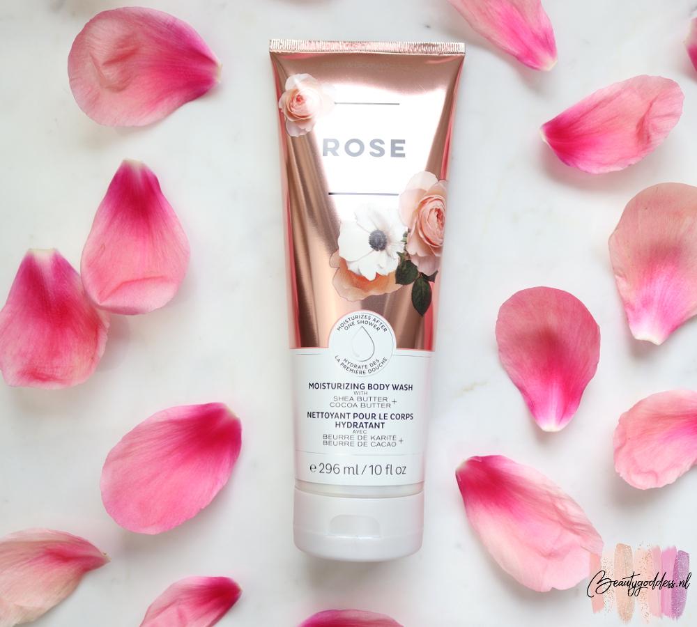 Bath & Body Works Rose body wash
