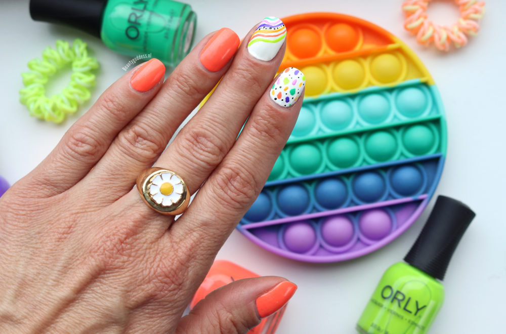 ORLY Electric Escape Summer collection 2021