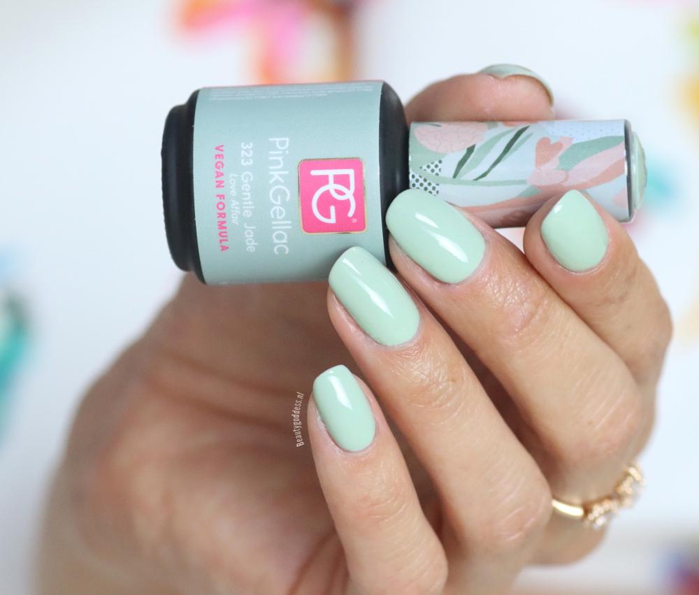 Pink Gellac Gentle Jade