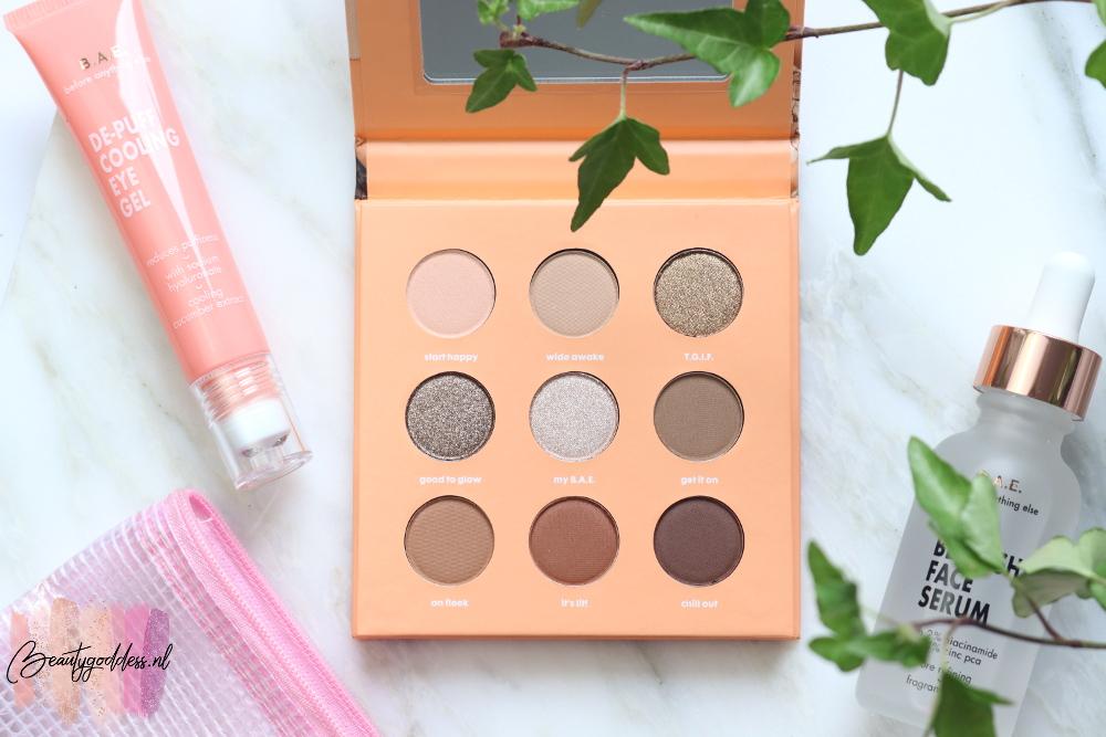 HEMA B.A.E. Everyday Glam eyeshadow palette