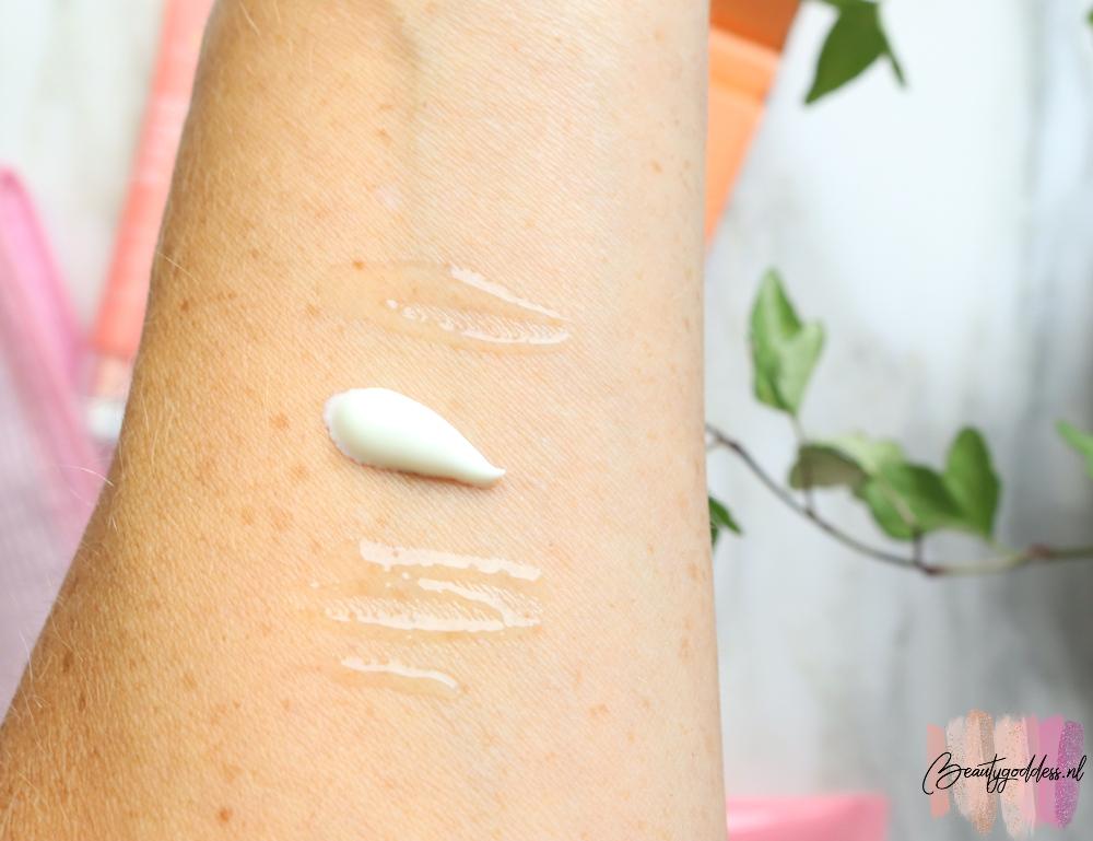 HEMA B.A.E. Skincare swatches