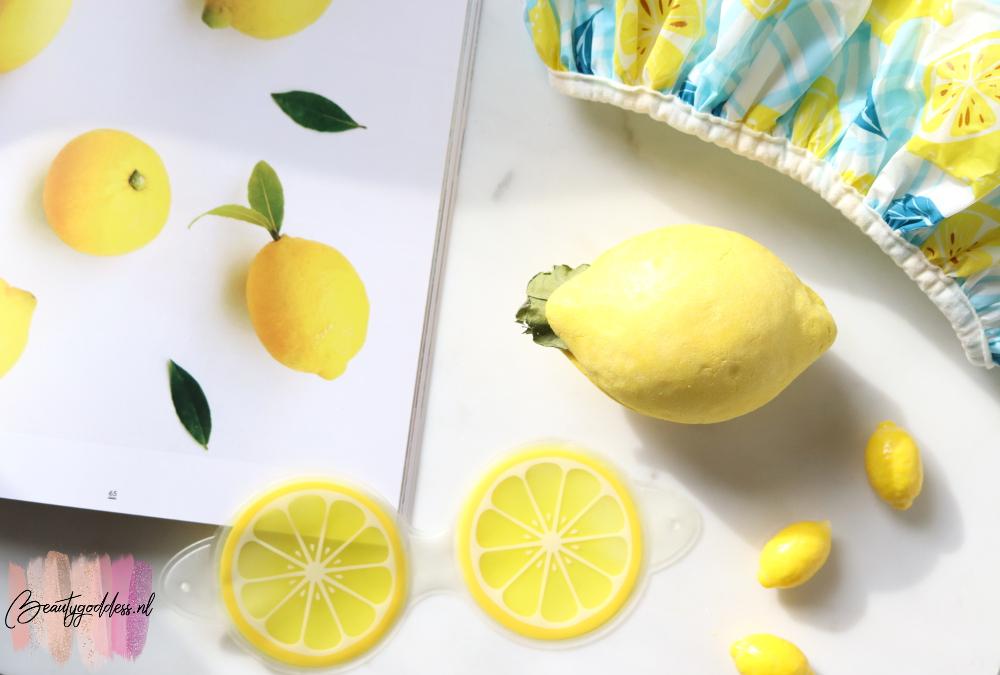 Lush Lemon Crumble Bubbleroon