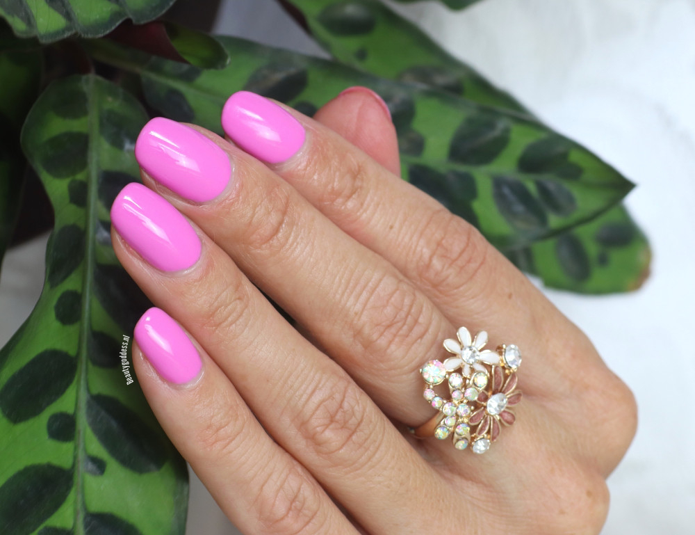 Pink Gellac Chaotic Pink