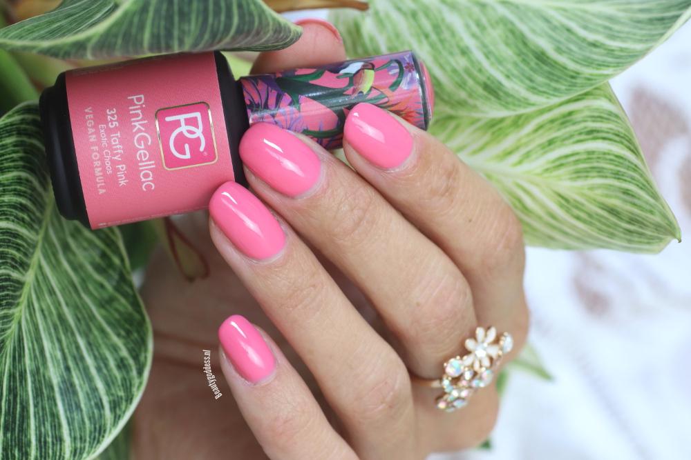 Pink Gellac Taffy Pink