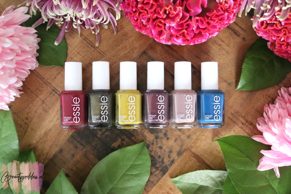 essie Fall 2021 collection