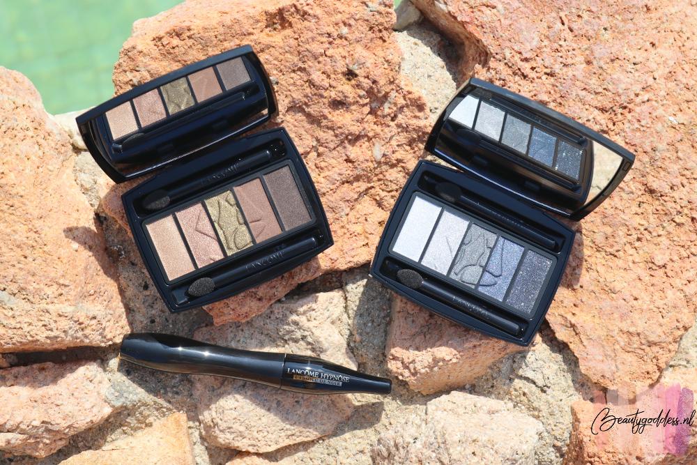 Lancome new Hypnôse palettes and L'Absolu de Noir Mascara