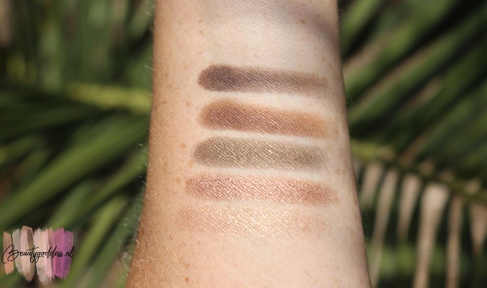 Lancôme Hypnôse palette Bronze Absolu