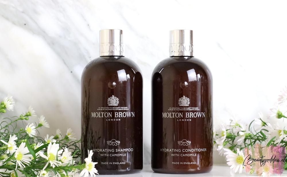 Molton Brown Botanical Haircare camomille