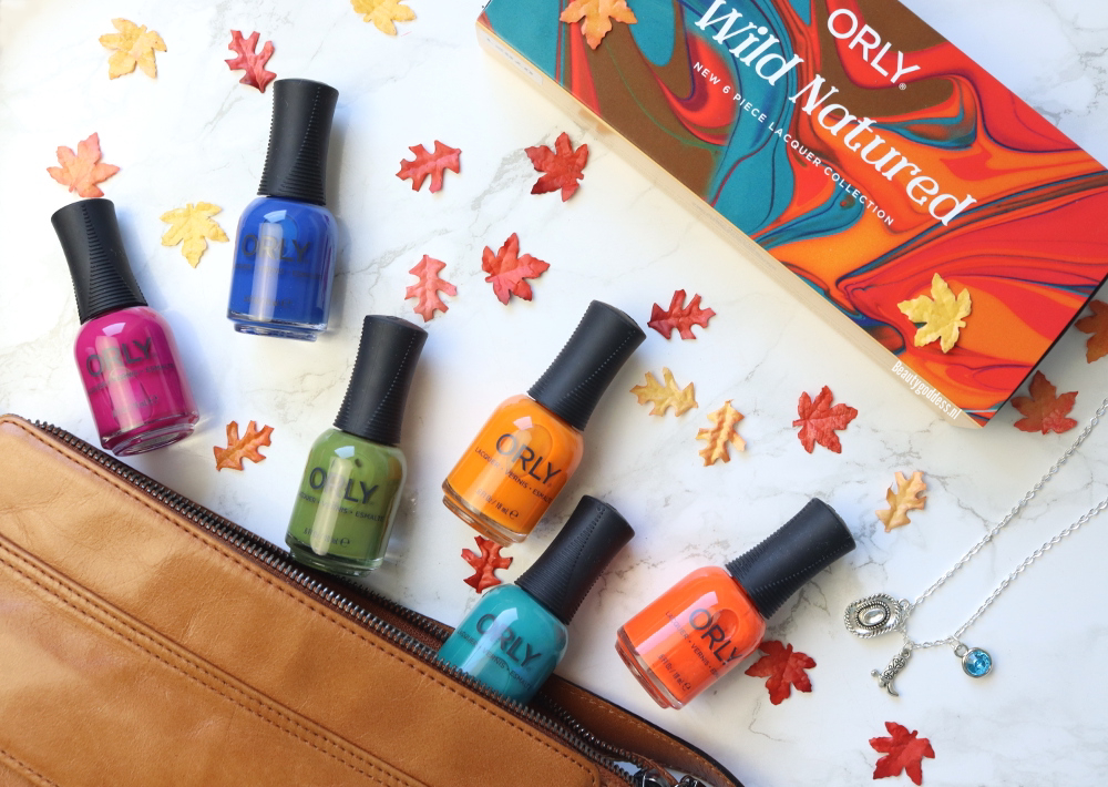 ORLY Wild Natured collection